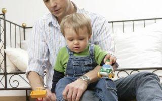 Роль отца в воспитании мальчика и сына