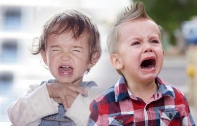 Что делать если у ребенка 7 лет истерики