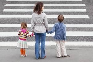 Правила поведения на улице для детей: безопасность