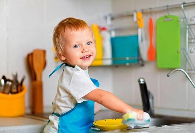 Трудовое воспитание детей дошкольного возраста