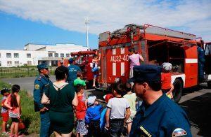 Правила пожарной безопасности для детей дома